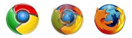 Chrome en Firefox
